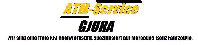 Mercedes Service und Werkstatt | ATM